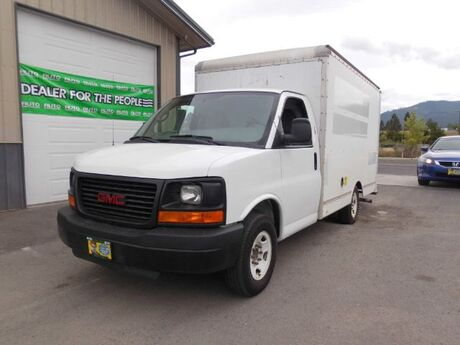 2012 GMC Savana G3500 Spokane Valley WA
