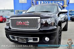 2012_GMC_Sierra 1500_Denali / AWD / 6.2L Vortec V8 / Crew Cab / Heated & Ventilated Leather Seats / Heated Steering Wheel / Auto Start / Bose Speakers / Sunroof / Navigation/ Rear DVD / Back Up Camera / Tonneau Cover / Tow Pkg_ Anchorage AK