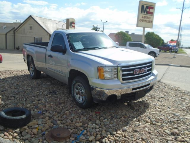 2012 GMC Sierra 1500 SLE Long Box 2WD Colby KS