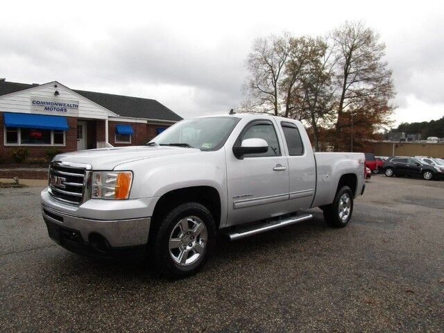 2012 GMC Sierra 1500 SLT 4x4 Richmond VA