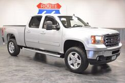 2012_GMC_Sierra 2500HD_CREWCAB 4WD 'SLT' LEATHER LOADED! CHROME WHEELS! NICEST ONE IN THE COUNTRY!!_ Norman OK