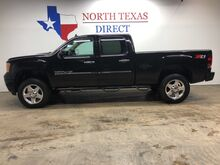 2012_GMC_Sierra 2500HD_Denali 4x4 Heated Leather Diesel Allison GPS Navigation_ Mansfield TX