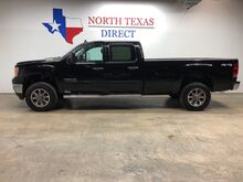 2012_GMC_Sierra 2500HD_SLE 4x4 Crew Diesel Long Bed Trailer Brake Allison Transmission_ Mansfield TX