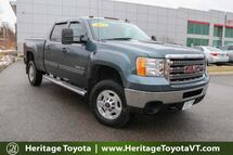 2012 GMC Sierra 2500HD SLE South Burlington VT