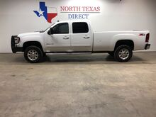 2012_GMC_Sierra 2500HD_SLT Z-71 4x4 Diesel Allison Crew Leather Camera Chrome Wheels_ Mansfield TX