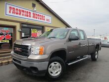 2012_GMC_Sierra 2500HD_Work Truck Ext. Cab Long Box 4WD_ Middletown OH