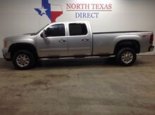 2012_GMC_Sierra 3500HD_SLT Z-71 4X4 Diesel Allison Heated Leather Bose Crew_ Mansfield TX