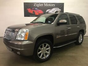 GMC Yukon Denali- Captain Chairs, Rear Ent., Oversized Tires! 2012