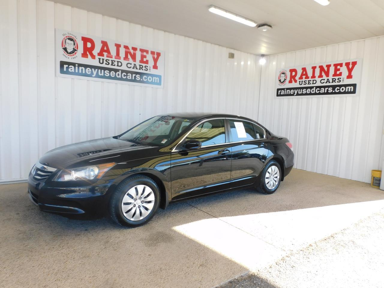 2012 HONDA ACCORD  Dawson GA