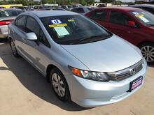 2012_HONDA_CIVIC_4 DOOR SEDAN_ Austin TX