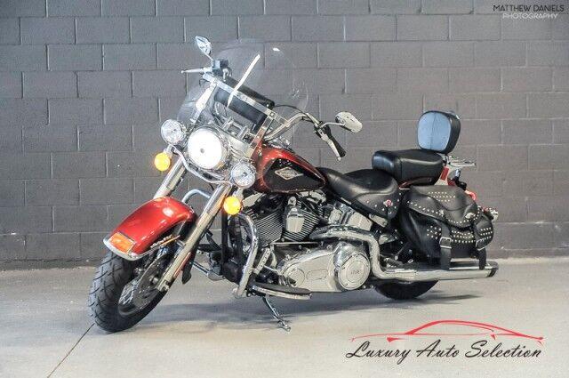 2012_Harley-Davidson_Heritage Softail__ Chicago IL