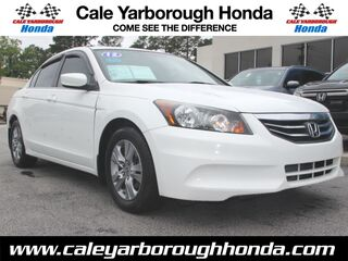 Honda Accord SE 2012