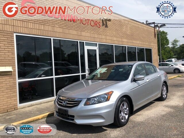 2012 Honda Accord Sdn SE Columbia SC