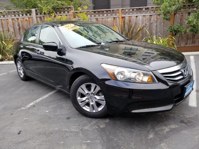 2012 Honda Accord Sdn SE Redwood City CA