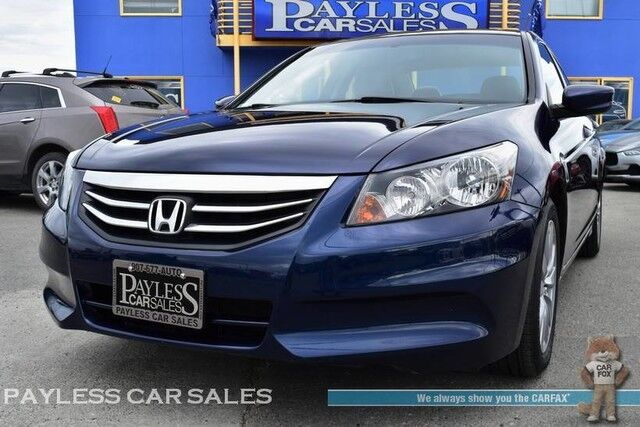 2012 Honda Accord Sedan EX L / Automatic / Heated Leather Seats / Sunroof  ...
