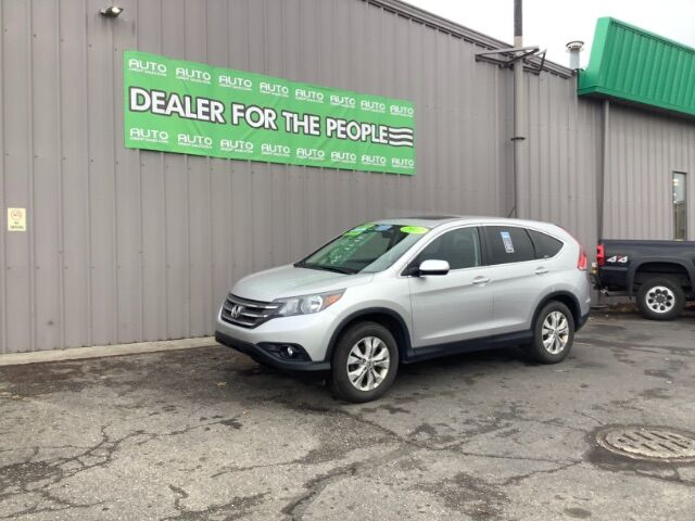 2012 Honda CR-V EX 4WD 5-Speed AT Spokane Valley WA