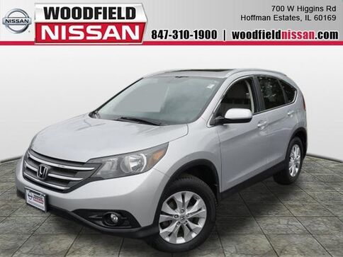 2012_Honda_CR-V_EX_ Hoffman Estates IL