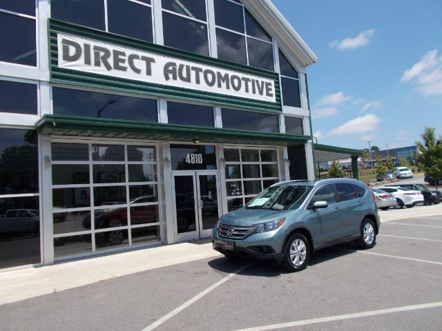 2012 Honda CR-V EX-L 2WD 5-Speed AT Monroe NC