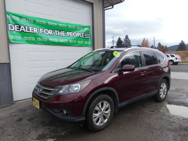2012 Honda CR-V EX-L 4WD 5-Speed AT with Navigation Spokane Valley WA