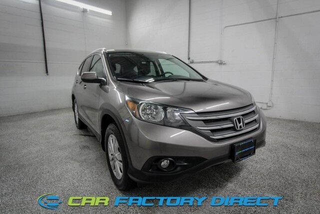 2012 Honda CR-V EX-L AWD 4X4 LEATHER SUNROOF Milford CT