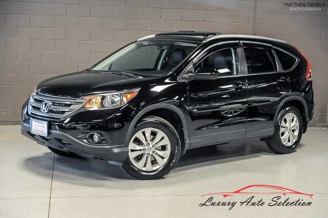 2012_Honda_CR-V EX-L AWD_4dr SUV_ Chicago IL