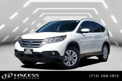 2012_Honda_CR-V_EX-L Leather Roof Backup Camera 1 Owner Extra Clean!_ Houston TX
