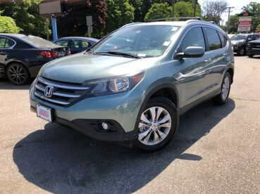 2012_Honda_CR-V_EX-L_ Worcester MA