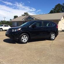 2012_Honda_CR-V_LX 2WD 5-Speed AT_ Hattiesburg MS