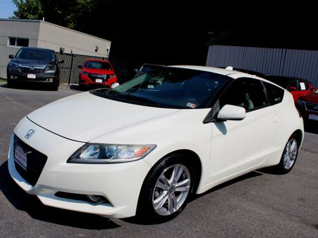 2012 Honda CR-Z EX Roanoke VA