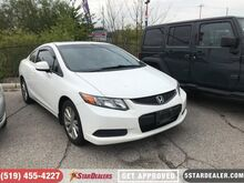 2012_Honda_Civic Cpe_EX-L   LEATHER   ROOF_ London ON