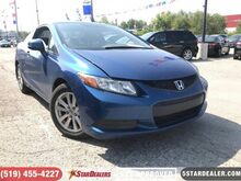 2012_Honda_Civic Cpe_EX-L   LEATHER   ROOF   NAV_ London ON