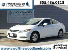 2012_Honda_Civic Cpe_LX_ The Woodlands TX