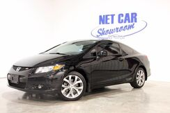 2012_Honda_Civic Cpe_Si_ Houston TX