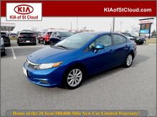 2012_Honda_Civic_EX_ Waite Park MN
