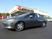2012_Honda_Civic_Hybrid_ Oxford NC