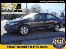 2012_Honda_Civic_LX_ Columbus GA