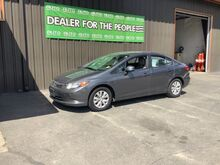 2012_Honda_Civic_LX Sedan 5-Speed AT_ Spokane Valley WA