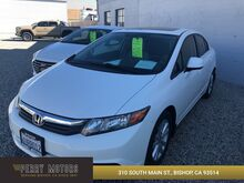 2012_Honda_Civic Sdn_EX_ Bishop CA