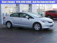 2012 Honda Civic Sdn LX Green Bay WI