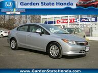 2012 Honda Civic Sdn LX Clifton NJ