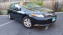 2012_Honda_Civic Sdn_LX_ Redwood City CA