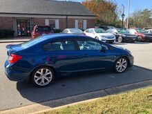 2012_Honda_Civic_Si Sedan 6-Speed MT_ Charlotte NC
