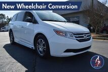 2012 Honda EXL Wheelchair Van New Wheelchair Conversion Conyers GA