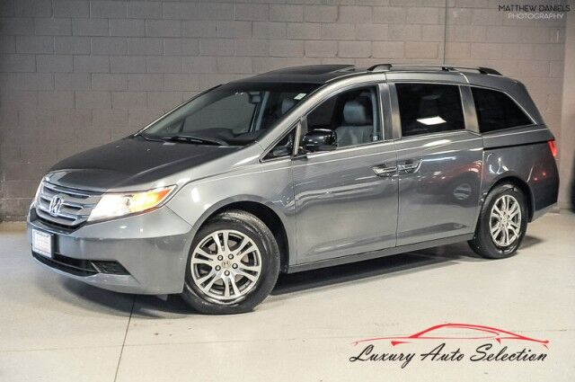 2012_Honda_Odyssey EX-L_4dr Minivan_ Chicago IL