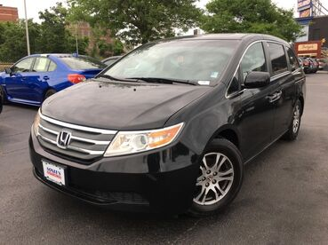 2012_Honda_Odyssey_EX-L_ Worcester MA