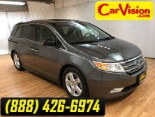 Honda Odyssey Touring NAVIGATION LEATHER MOONROOF REAR CAM 2012