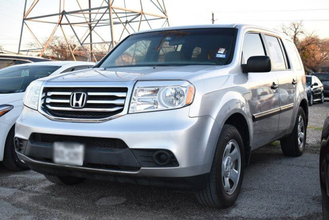 2012 Honda Pilot LX Fort Worth TX