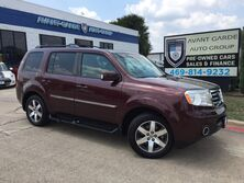 Honda Pilot Touring NAVIGATION, REAR VIEW CAMERA, REAR ENTERTAINMENT SYSTEM!!! LOADED!!! ONE OWNER!!! 2012