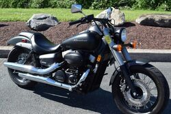 Honda Shadow Phantom 750  2012