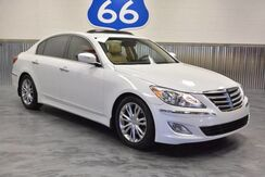 2012_Hyundai_Genesis_3.8L LEATHER SUNROOF HARD LOADED! ONLY 44K MILES! LUXURY!_ Norman OK